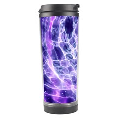 Abstract Space Travel Tumbler