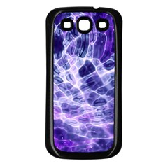 Abstract Space Samsung Galaxy S3 Back Case (black)