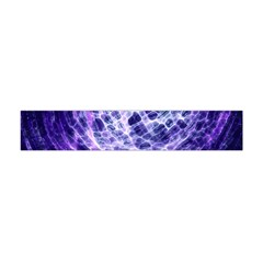 Abstract Space Flano Scarf (mini)