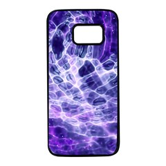 Abstract Space Samsung Galaxy S7 Black Seamless Case