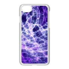 Abstract Space Iphone 8 Seamless Case (white)