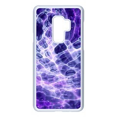 Abstract Space Samsung Galaxy S9 Plus Seamless Case(white)