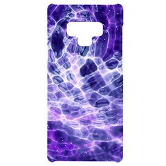 Abstract Space Samsung Note 9 Black Uv Print Case