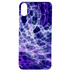 Abstract Space Apple Iphone Xs Tpu Uv Case
