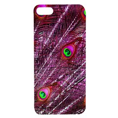 Peacock Feathers Color Plumage Apple Iphone 7/8 Tpu Uv Case by Sapixe