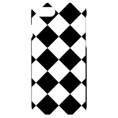 Grid Domino Bank And Black Iphone 7/8 Black Uv Print Case
