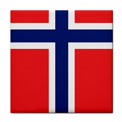 Flag Of Norway Face Towel