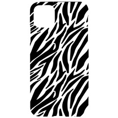 Zebra Iphone 11 Pro Max Black Uv Print Case