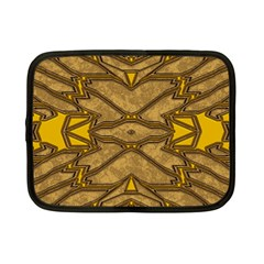 Art Deco 21 Netbook Case (small)