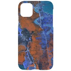 Grunge Colorful Abstract Texture Print Iphone 11 Pro Black Uv Print Case by dflcprintsclothing