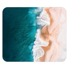 Sea Waves Double Sided Flano Blanket (small)  by goljakoff