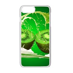 Kiwi Fruit Vitamins Healthy Cut Iphone 7 Plus Seamless Case (white)