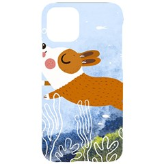 Underwaterdog Iphone 11 Black Uv Print Case by Mjdaluz