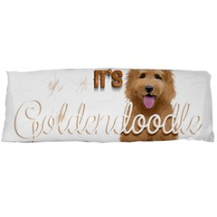 Golden Doodle Apparel Body Pillow Case Dakimakura (two Sides)