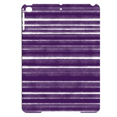 Bandes Peinture Violet  Apple Ipad Pro 9 7   Black Uv Print Case by kcreatif