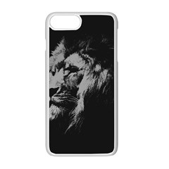African Lion Iphone 8 Plus Seamless Case (white) by goljakoff