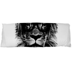 Hipster Lion Body Pillow Case Dakimakura (two Sides) by goljakoff