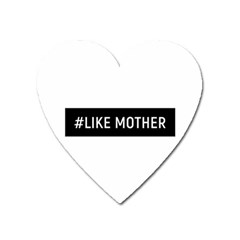 #like Mother Heart Magnet by goljakoff