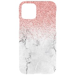 Rose Gold Glitter Iphone 11 Black Uv Print Case by goljakoff