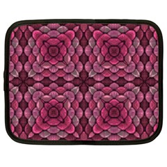 Abstract Pattern Mandala Decorative Netbook Case (large)