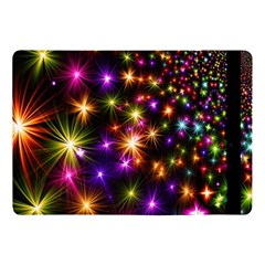 Star Colorful Christmas Abstract Apple Ipad Pro 10 5   Flip Case by Wegoenart