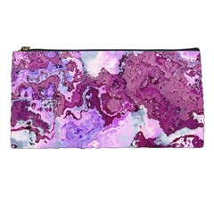 Abstract Texture Background Pencil Cases by Wegoenart