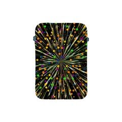 Explosion Abstract Pattern Apple Ipad Mini Protective Soft Cases by Wegoenart
