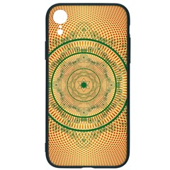 Mandalas Flower Mandalas Flowers Iphone Xr Soft Bumper Uv Case