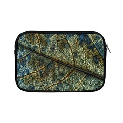 Leaf Leaves Fall Foliage Structure Apple Ipad Mini Zipper Cases by Wegoenart