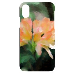 Impression Floral 9194 Iphone X/xs Black Uv Print Case