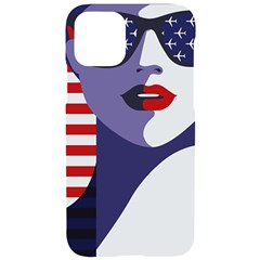 American Stewardess Iphone 11 Pro Black Uv Print Case