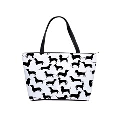 Dachshunds! Classic Shoulder Handbag