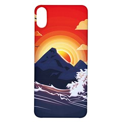 Surrounded By The Storm Iphone X/xs Soft Bumper Uv Case