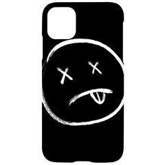 Dead Eyes Iphone 11 Black Uv Print Case