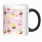 Cakes pattern Morph Mugs Right