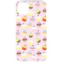 Cakes Pattern Iphone 11 Pro Max Black Uv Print Case