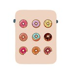 Donuts Apple iPad 2/3/4 Protective Soft Cases Front