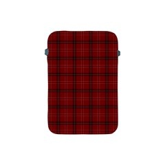 Red Buffalo Plaid Apple Ipad Mini Protective Soft Cases by goljakoff