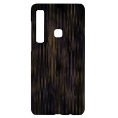 Abstrait Lignes Marron Samsung A9 Black Uv Print Case by kcreatif
