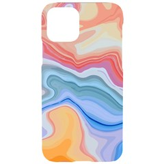 Colorful Agate Iphone 11 Pro Black Uv Print Case by goljakoff
