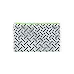 Design Repeating Seamless Pattern Geometric Shapes Scrapbooking Cosmetic Bag (xs) by Vaneshart