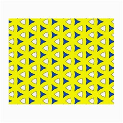 Pattern Yellow Pattern Texture Seamless Modern Colorful Repeat Small Glasses Cloth by Vaneshart