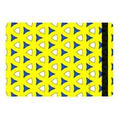 Pattern Yellow Pattern Texture Seamless Modern Colorful Repeat Apple Ipad Pro 10 5   Flip Case by Vaneshart