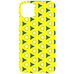 Pattern Yellow Pattern Texture Seamless Modern Colorful Repeat Iphone 11 Pro Max Black Uv Print Case