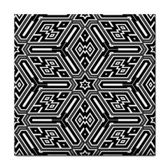 Grid Pattern Backdrop Seamless Design Geometric Patterns Line Tile Coaster by Vaneshart