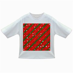 Christmas Paper Star Texture Infant/toddler T-shirts by Vaneshart