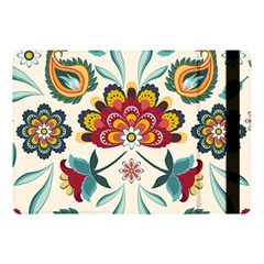 Baatik Print  Apple Ipad Pro 10 5   Flip Case by designsbymallika