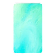 Blue Green Shades Memory Card Reader (rectangular) by designsbymallika