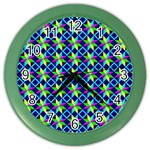 Ab 98 Color Wall Clock Front
