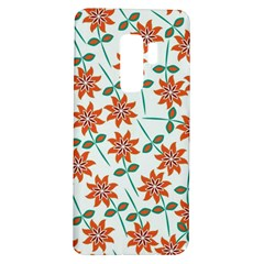 Vector Flower Floral Pattern Seamlesspattern Pink Colorful Kids Samsung Galaxy S9 Plus Tpu Uv Case